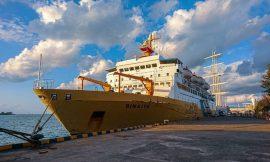 Jadwal Kapal Pelni KM Binaiya Agustus 2020