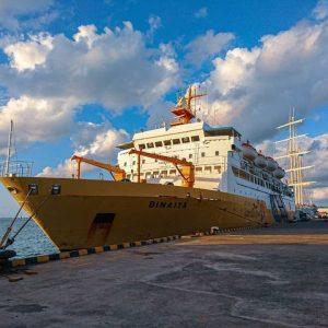 Tiket Kapal Denpasar – Bima — KM Binaiya