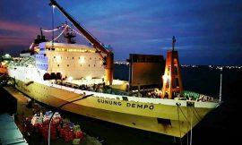 Jadwal Kapal Pelni KM Gunung Dempo Agustus 2020