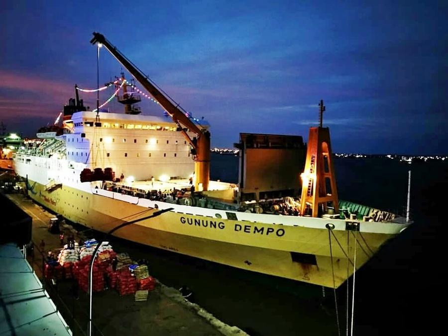 Jadwal Kapal Laut Surabaya – Jayapura Maret 2021
