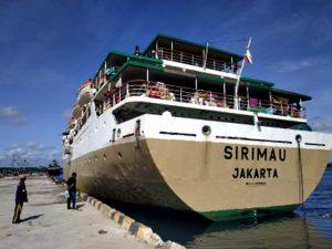 Jadwal Kapal Pelni KM Sirimau Februari 2021