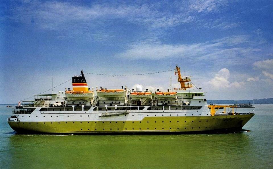 Jadwal Kapal Pelni KM Awu September 2020