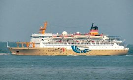 Jadwal Kapal Pelni KM Binaiya Juli 2020