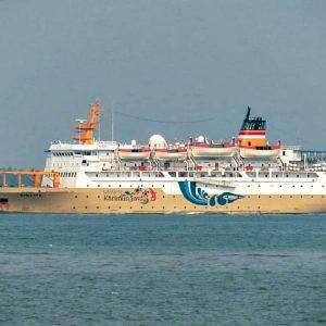 Tiket Kapal Makassar – Labuan Bajo — KM Binaiya – via Bima