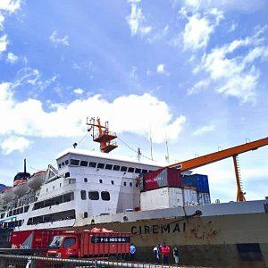 jadwal tiket kapal laut pelni km ciremai