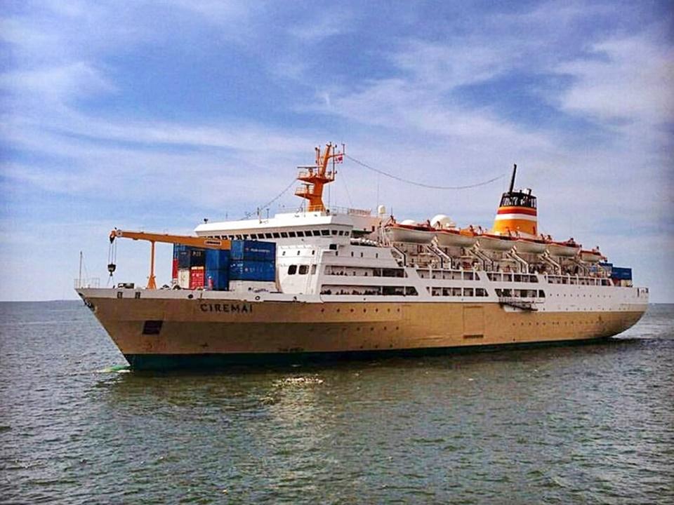 Jadwal Kapal Pelni KM Ciremai Juli 2020