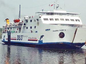 Jadwal Kapal Laut Semarang – Ketapang September 2020