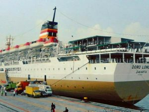 Tiket Kapal Jakarta – Bitung — KM Dorolonda