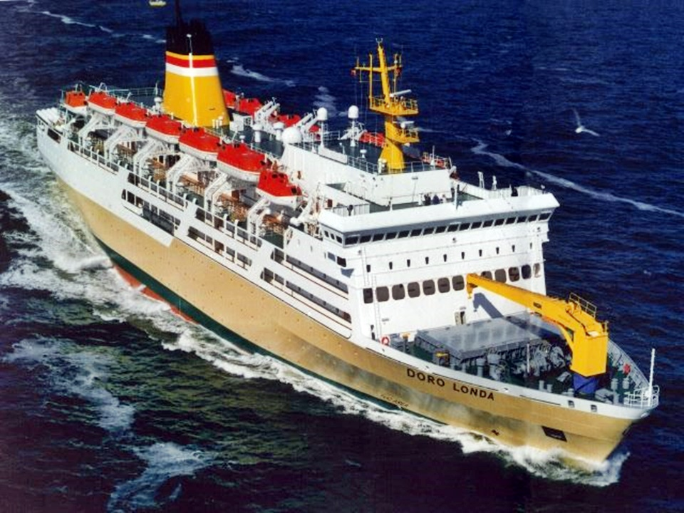 Jadwal Kapal Pelni KM Dorolonda September 2020