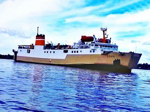 jadwal tiket kapal laut pelni km egon