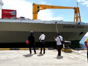 Jadwal Kapal Pelni KM Gunung Dempo September 2020