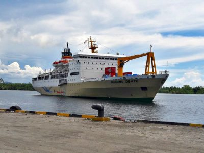 jadwal tiket kapal laut pelni km gunung dempo