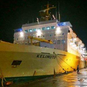 Tiket Kapal Kumai – Semarang — KM Kelimutu