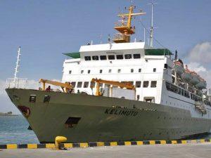 Jadwal Kapal Pelni KM Kelimutu April 2021