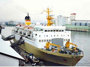 Jadwal Kapal Laut Sampit – Semarang Februari 2021