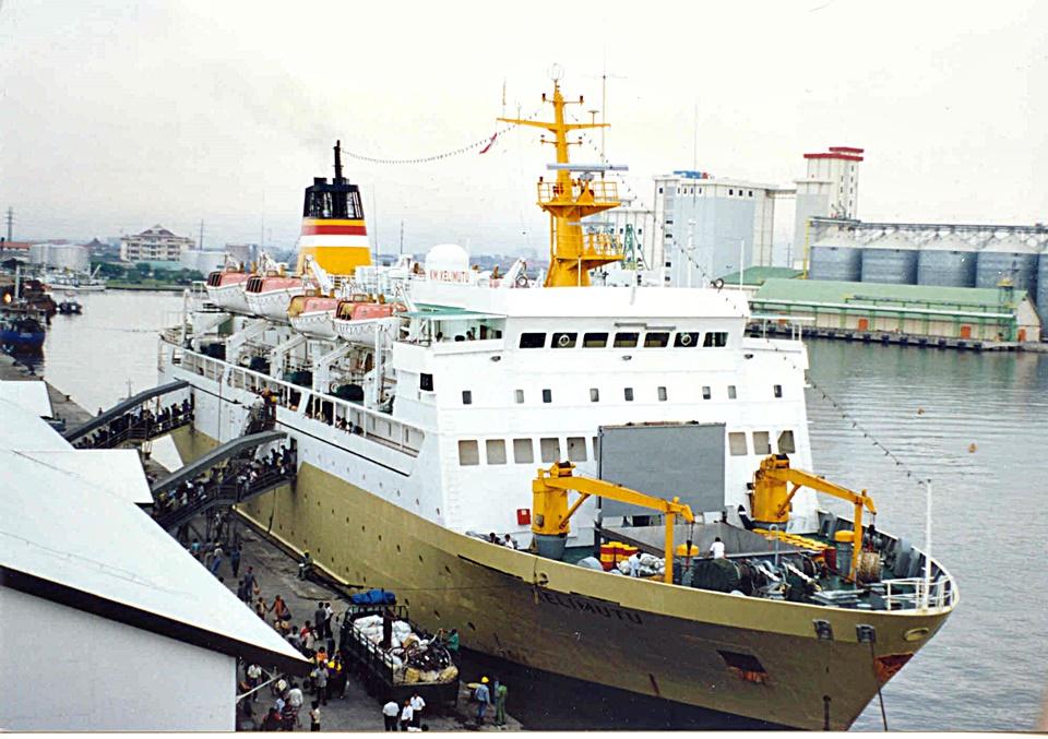 Jadwal Kapal Pelni KM Kelimutu November 2020