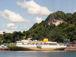 Jadwal Kapal Pelni KM Labobar Desember 2020