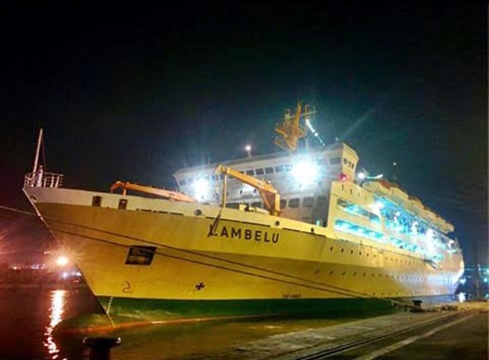 Jadwal Kapal Pelni KM Lambelu November 2020