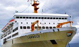 Jadwal Kapal Pelni KM Lambelu September 2020