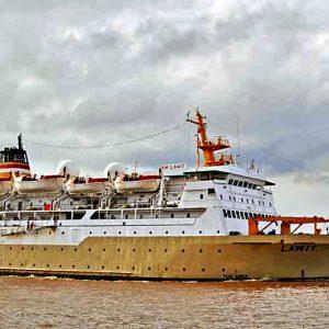 Tiket Kapal Semarang – Pontianak — KM Lawit