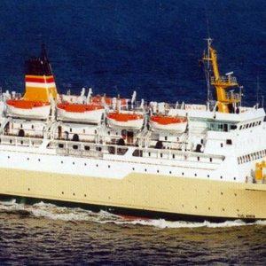 Tiket Kapal Semarang – Kumai — KM Lawit