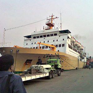 jadwal tiket kapal laut pelni km lawit
