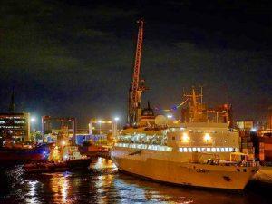 Jadwal Kapal Pelni KM Lawit September 2020