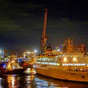 Tiket Kapal Kumai – Semarang — KM Lawit