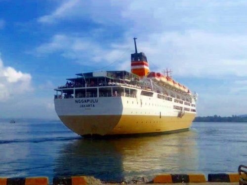 jadwal tiket kapal laut pelni km nggapulu september