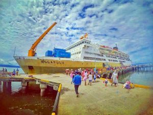 Jadwal Kapal Pelni KM Nggapulu November 2020