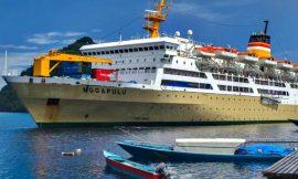 Jadwal Kapal Pelni KM Nggapulu Agustus 2020
