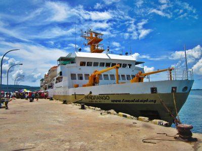 Jadwal Kapal Pelni KM Pangrango September 2020