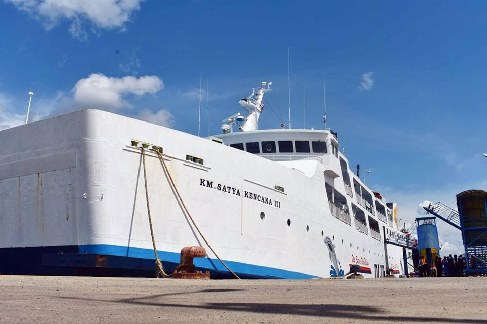 Jadwal Kapal Laut Surabaya – Kumai September 2020