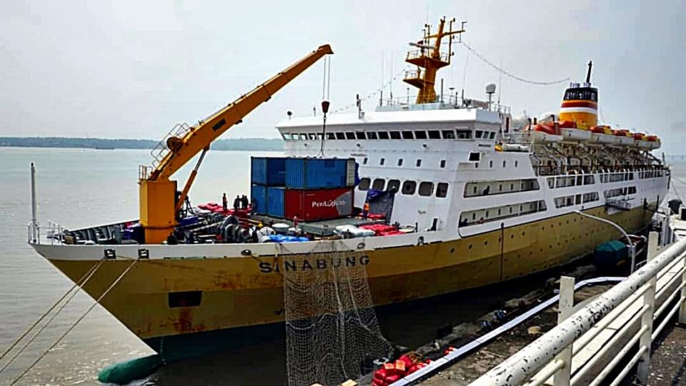 Jadwal Kapal Pelni KM Sinabung September 2020