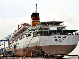 Jadwal Kapal Pelni KM Sinabung Mei 2020