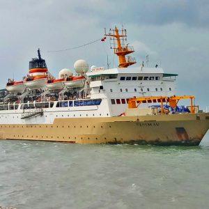 Tiket Kapal Tual – Merauke — KM Sirimau