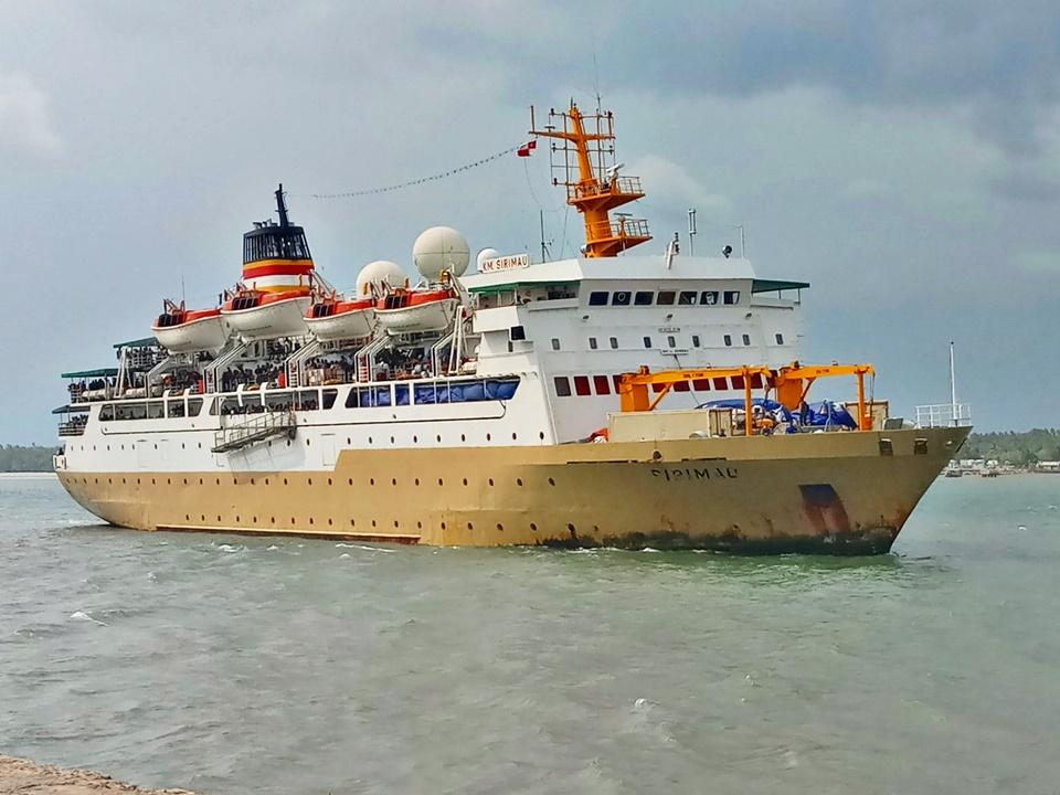 Jadwal Kapal Pelni KM Sirimau September 2020
