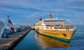 Jadwal Kapal Pelni KM Tidar Agustus 2020