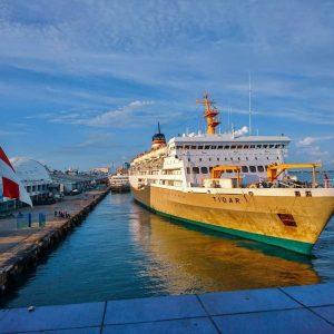Tiket Kapal Nabire – Makassar — KM Tidar
