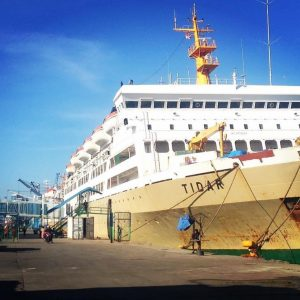 Tiket Kapal Manokwari – Dobo — KM Tidar