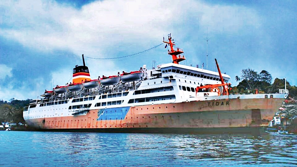 jadwal tiket kapal laut pelni km tidar