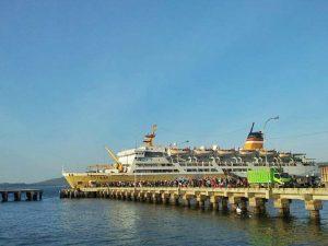 Jadwal Kapal Pelni KM Tidar Maret 2021
