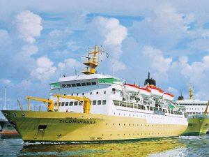 Tiket Kapal Raha – Labuan Bajo — KM Tilongkabila