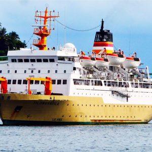 Tiket Kapal Baubau – Kendari — KM Tilongkabila