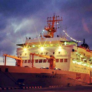 Tiket Kapal Denpasar – Bitung — KM Tilongkabila