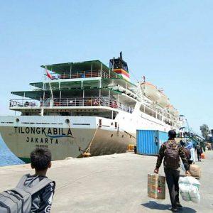 Tiket Kapal Labuan Bajo – Denpasar — KM Tilongkabila