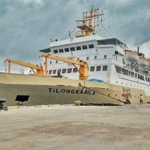 Tiket Kapal Denpasar – Raha — KM Tilongkabila