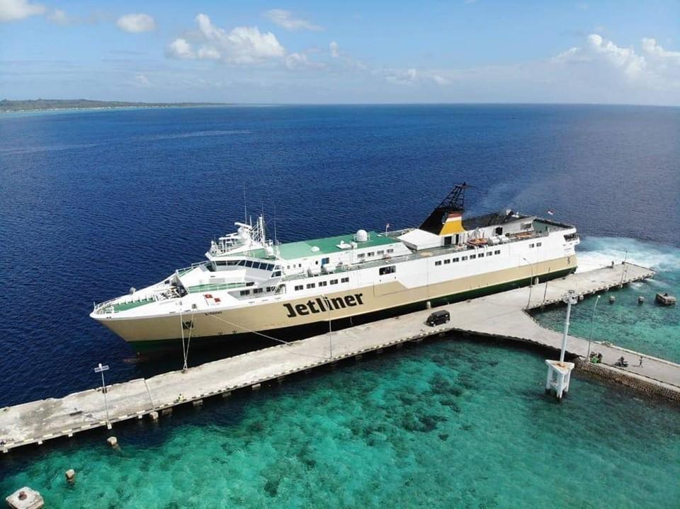 Kapal Pelni yang Berlayar di Bulan Oktober 2020