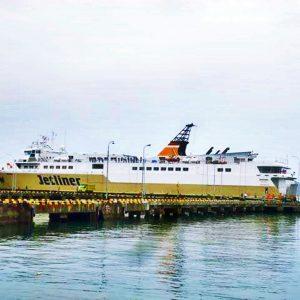 Tiket Kapal Baubau – Wakatobi — KFC Jetliner