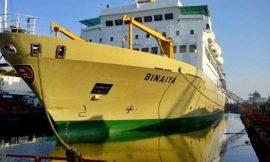 Jadwal Kapal Pelni KM Binaiya November 2020